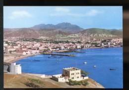 PHOTO POSTCARD SAO VICENTE CABO VERDE AFRICA CARTE POSTALE - Cape Verde
