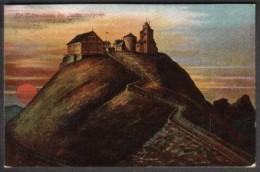 P0088 - Czechoslovakia (1918) Snezka: Mountain Snezka - Schneekoppe (Sudetenland) In The Giant Mountains - Tschechische Republik