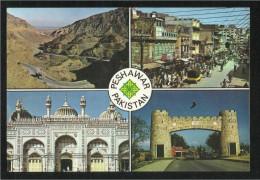 Pakistan Postcard  Picture Province N.W.F.P Peshawar  Post Card - Pakistán