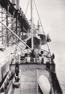 RP: Supply Boats & Grain Boats , PORT CHURCHILL , Manitoba , Canada , 30-40s - Churchill