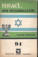 """""""ISRAEL, UNA RESURRECCIÓN"""" DE JULIAN MARIAS. GECKO. - Cultural"""