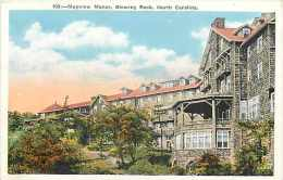 220059-North Carolina, Blowing Rock, Mayview Manor, Asheville Post Card By Metropolitan News Co No 108 - United States
