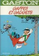 (-) BD GASTON 0 GAFFES ET GADGETS BON ETAT - Gaston