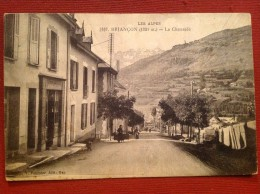 05 Hautes Alpes 1607 BRIANCON La Chaussée - Briancon