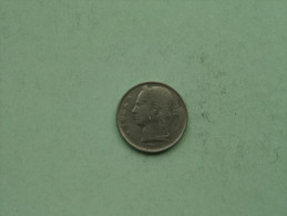 1964 - 5 Frank FR - KM 134.1 ( Morin 560 ) - ( UNCLEANED COIN - For Grade, Please See Photo ) ! - 1951-1993: Baudouin I