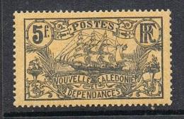 NOUVELLE-CALEDONIE N°104 N* - New Caledonia