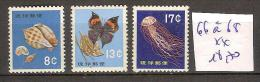 Formose 66 à 68 ** Côte 18.70 € - China