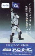 Télécarte Japon ESPACE * Phonecard JAPAN (606) SPACE SHUTTLE * COSMOS * TK * WELTRAUM * LAUNCHING * SATELLITE * - Espace