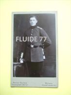 @   C.D.V. Soldat Allemand, 9 Rhénan Régiment D'Infanterie N°160 , Photograph Felden,Bonn  @ - Oorlog, Militair