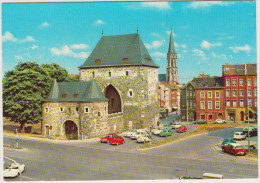 Bad Aachen: PORSCHE 356 B CABRIO,OPEL REKORD-A,FIAT 500,FORD 12M 1300 TURNIER,CITROËN 2CV & DS,RENAULT 4,VW 1200 & T-BUS - Passenger Cars