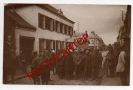 NON SITUEE-Prisonniers Anglais-CARTE PHOTO Allemande-GUERRE 14-18-1WK-FRANCE-80-62-59-XX- - France