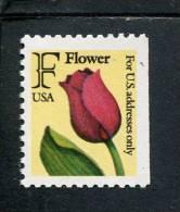 207619333 USA 1991 ** MNH SCOTT  2519 Flowers Tulips Rechts Ongetand - United States