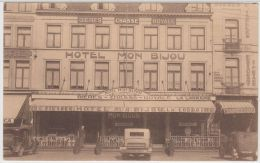 21862g HOTEL - RESTAURANT MON BIJOU - PLACE De La GARE - Bruges - Brugge