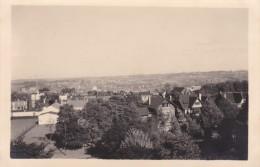 Photo Originale Observatoire De Cointe Liege Septembre 1932 - Lieux