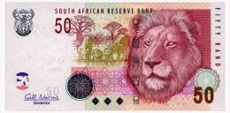 SOUTH AFRICA 50 RAND ND(2009) Pick 130b Unc - South Africa