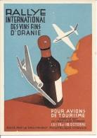RALLYE INTERNATIONAL DES VINS FINS D'ORANIE   N° 00064 - Meetings