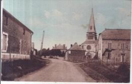 SERAINCOURT RUE REGINALD FLACK ET LEGLISE - Autres Communes