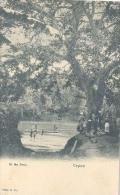 Ceylon, At The Ferry Ceylon  (Sri Lanka)  (Ceylan) - Sri Lanka (Ceylon)
