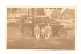 Photo ( +/-  7 X 11 Cm) D'une Automobile Ford ? - Ancêtre - Oldtimer (RT 1) - Automobiles