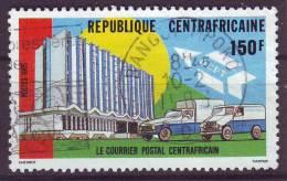 Repubblica Centroafricana, 1985 - Natl. Postal Service - Usato° Nr.755 - Repubblica Centroafricana