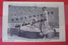 TYPES MAROCAINS - Marchande De Pain - - Maroc