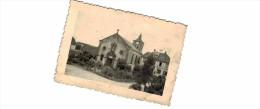 Photo  - Crastatt - église - école Mairie - Lieux