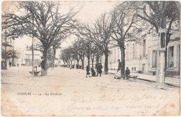 16. COGNAC. La Corderie. 19 - Cognac