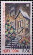St. PIERRE & MIQUELON 1994 Christmas - St.Pierre Et Miquelon