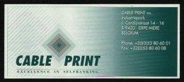 "Test Note ""CABLE PRINT"", 100 Units, Beids. Druck, RRRRR, UNC -, Dollar-Format - USA"