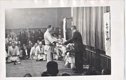 23684 Quatre Photos Judo Judoka -aucune Indication . Peut Etre Belgique