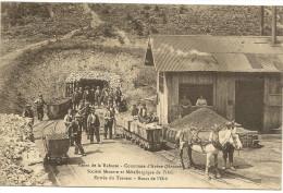 34/   Mines De La Rabasse - Comune D´Avéne - Entrée Du Travers - Bancs De L'Orb - Société Miniére Et  Metalurgique De L' - Altri Comuni
