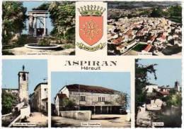 Aspiran - Multivues, Chapelle, Cave Coopérative, ... - France