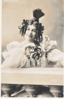 23688 Actrice Courtisane Théâtre Paulette Del Baye -cliché Boyer -SIP Paris 1322 Petite Boheme Cerise