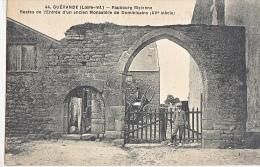 23692 GUERANDE - Restes De L'Entrée D'un Ancien Monastere Dominicains - Faubourg Bizienne - Chapeau -4
