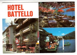 Suisse - Melide - Hotel Battello - TI Ticino