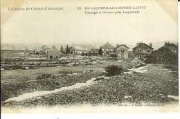 CPA Circuit D´Auvergne, De Laquenille à Bourg Lastic, Passage à Niveau Prés Laquenille  9826 - Sin Clasificación