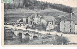 23696 Le Jura - Le Pont De La Chaux. 1168 BF Paris, Cliché Chapuis - - France