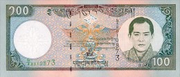 Bhutan 100 Ngultrum 1999 Pick 25 UNC - Bhoutan