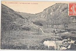 23704 CAROLLES / La Vallée Du Lude , La Croizette -14 Photo J. Pu??? -puil ?) - France