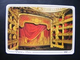 1618 - PARIS.. L´Opéra  -Théâtre De L´Opéra ** La Salle **  -  .Edit Chantal  - Recto-verso - Non Classés