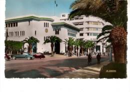 MAROC----CASABLANCA---la Poste---voir 2 Scans - Casablanca
