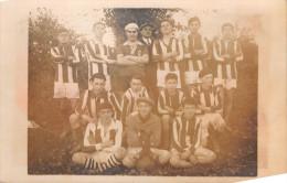 ¤¤  -  MAREUIL-sur-LAY   -   Carte Photo  -  Equipe De Football En 1928   -  ¤¤ - Mareuil Sur Lay Dissais