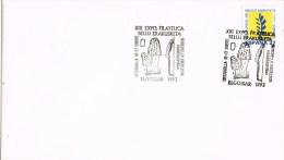 R 473. Carta ELGOIBAR (guipuzcoa) 1993. Tema Setas, Champignons, Micologia - 1931-Hoy: 2ª República - ... Juan Carlos I