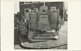 Mangombroux - Monument 14-18 Et 40-45  ( Voir Verso ) - Verviers