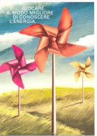 PROMOCARD N°  6448   ENEL - Werbepostkarten
