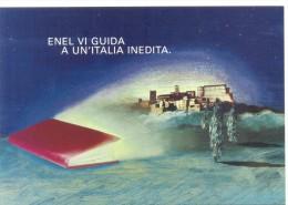 PROMOCARD N°  6450   ENEL - Reclame
