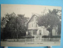 33 - Arcachon - Villa Buffon - 1906 - Arcachon