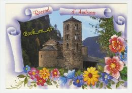 {40870} Andorre Valls D' Andorra Saint Joan De Caselles - Andorra
