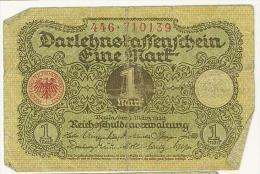 GERMANIA - 1 MARK 1920 German - QUALITA´ B - [ 3] 1918-1933 : Weimar Republic