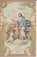 Fondation De L'école Du Sacré Coeur Saint Germain Du Crioult 1910 Près De Caen - Francia